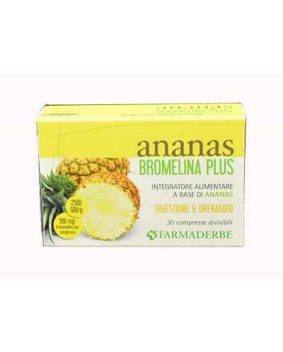 ANANAS BROMELINA PLUS 30CP