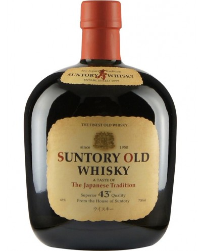 OLD WHISKY SUNTORY 40% 700ML