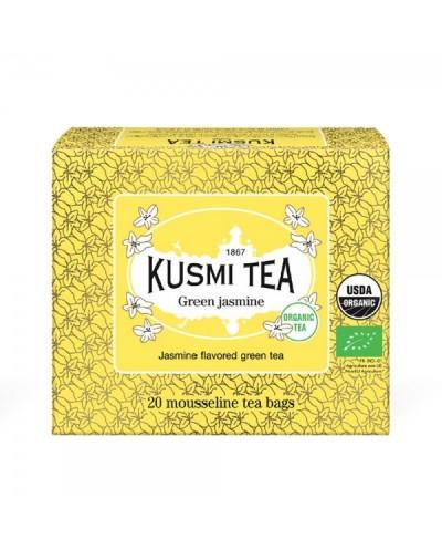 KUSMI TEA GREEN JASMINE BIO...