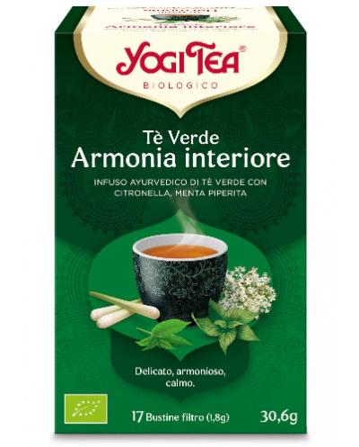 YOGI TEA TE' VERDE ARMONIA...