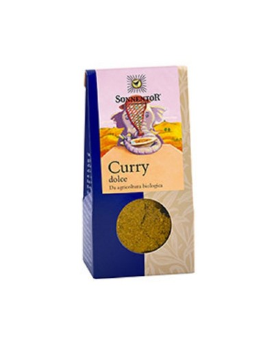 CURRY DOLCE BIO 35G SONNENTOR