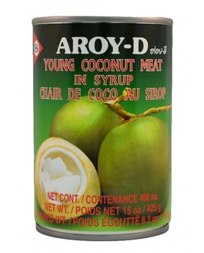 COCONUT MEAT SYRUP AROY-D...