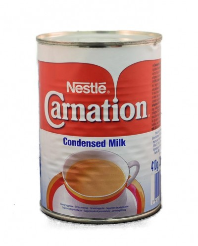 CARNATION CONDENSED MILK...
