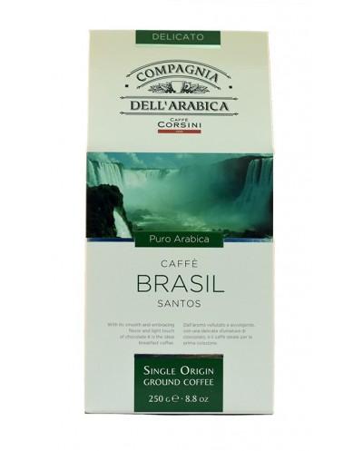 CAFFE' BRASILE SANTOS 250G...