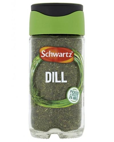 SCHWARTZ DILL 10G...