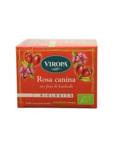 ROSA CANINA BIO VIROPA 15F