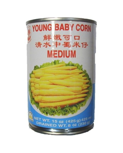 BABY YOUNG CORN COCK 425G...