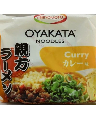 OYAKATA NOODLE CURRY 89G