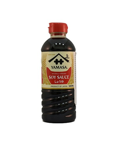 SALSA SOIA YAMASA PET 500ML
