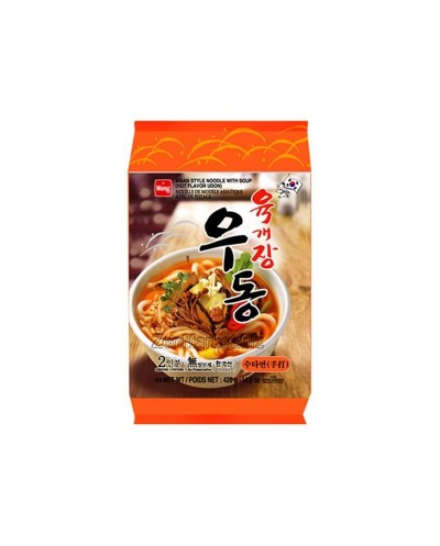UDON BAG HOT FLAVOUR WANG 420G