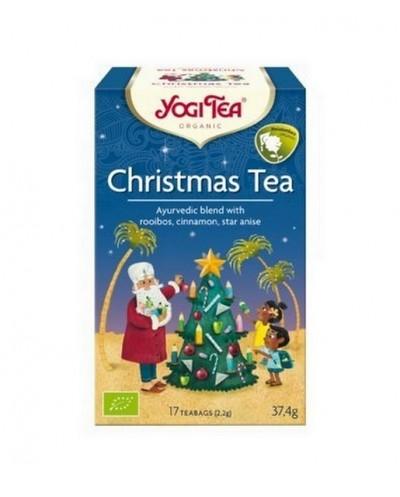 YOGI TEA CHRISTMAS 17F