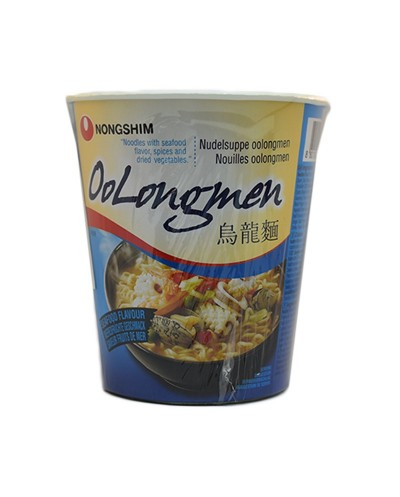 NONGSHIM OOLON CUP SEAFOOD 75G