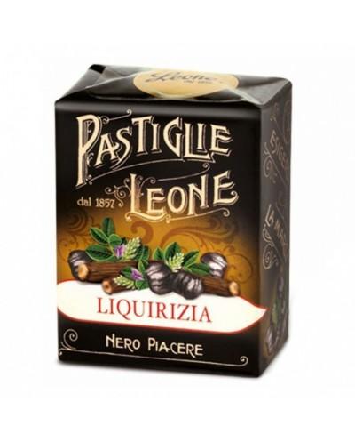 LIQUIRIZIA PASTIGLIE LEONE 30G